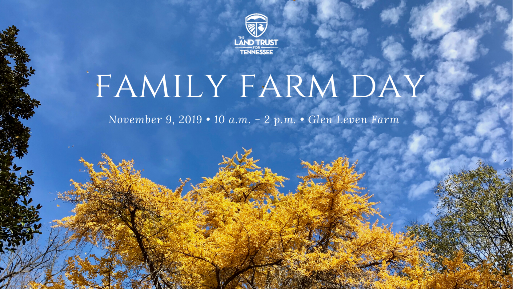 Family Farm Day at Glen Leven Farm - November 2019