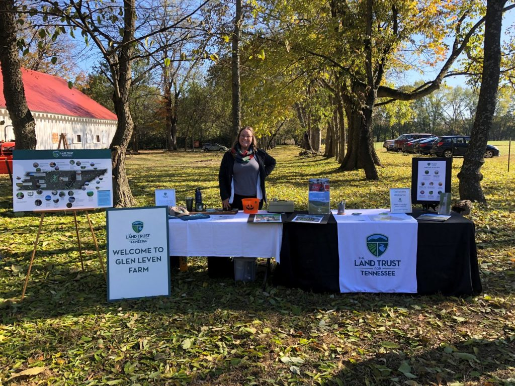 LTTN Staff at Family Farm Day 2019